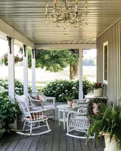 "Tracey Hiebert's Instagram post: ""Happy Canada Day! 🇨🇦  Oliver was my breakfast companion this morning..can you spot him? . . . #hydrangeafarmhouse #morningsontheporch…"""