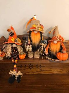 Autumn Crafts, Thanksgiving Crafts, Holiday Crafts, Holiday Fun, Moldes Halloween, Halloween Crafts, Halloween Decorations, Christmas Decorations, Craft Day