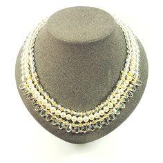 streitstones exklusive Kette mit Swarovski Perlen Lagerauflösung bis zu 50 % Rabatt streitstones http://www.amazon.de/dp/B00T6QFSAG/ref=cm_sw_r_pi_dp_M3X6ub1CFRMJA, streitstones, Halskette, Halsketten, Kette, Ketten, neclace, bling, silver, gold, silber, Schmuck, jewelry, swarovski, fashion, accessoires, glas, glass, beads, rhinestones