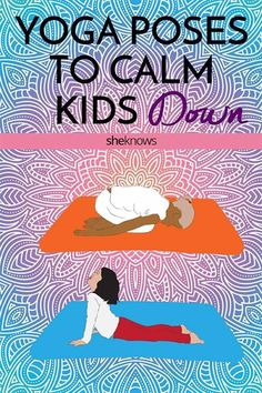Yoga poses for beginners and kids alike.