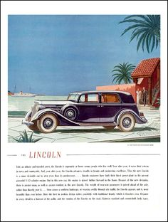 298 Best Classic Marques Lincoln Images Lincoln Motor Company