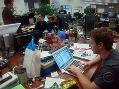 Bureau MArk Zuckerberg