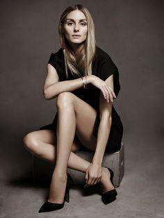 The Olivia Palermo Lookbook : Olivia Palermo Photoshoot For S Moda Magazine