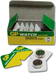 GP 392 V392 SR41 SR41W 1.55v Silver Oxide button coin cell Watch Battery has been published to http://www.discounted-quality-watches.com/2014/04/gp-392-v392-sr41-sr41w-1-55v-silver-oxide-button-coin-cell-watch-battery/