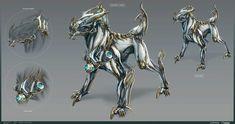 Warframe Prime, Alien Creatures, Fantasy Creatures, Mythical Creatures, Fantasy Beasts, Fantasy Art, Fantasy Character Design, Character Art, Supernatural