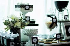 A Chanel Inspired party