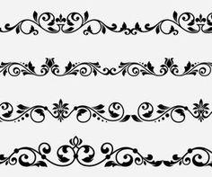 Floral Bracelet Tattoos
