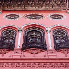 Omar Hayat Palace - Chiniot , Pakistan.