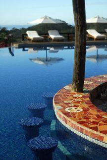 Punta Islita wet bar- from Costa Rica Experts wellness vacations : spa & yoga