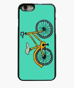 Creative Phone case bike