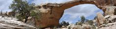 Natural Bridges National Monument - Utah's First National Monument