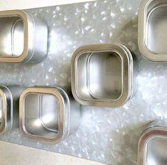 Magnetic Storage Storage Organize Ideas by Ancientvibrationshop