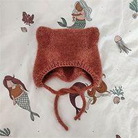 Knitting Patterns Free, Free Knitting, Free Crochet, Crochet Top, Crochet Patterns, Drops Design, Drops Baby, Knit Cardigan Pattern, Aviator Hat