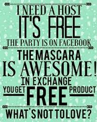 Because I love Younique so much I'd love YOU to host an online party! https://www.youniqueproducts.com/lisalaraway