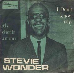 Dope song Stevie Wonder - I Dont Know Why