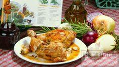 Snadný a levný oběd schutí nasládlého česneku a vůní čerstvého rozmarýnu.
