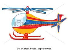 6.- Helicopter