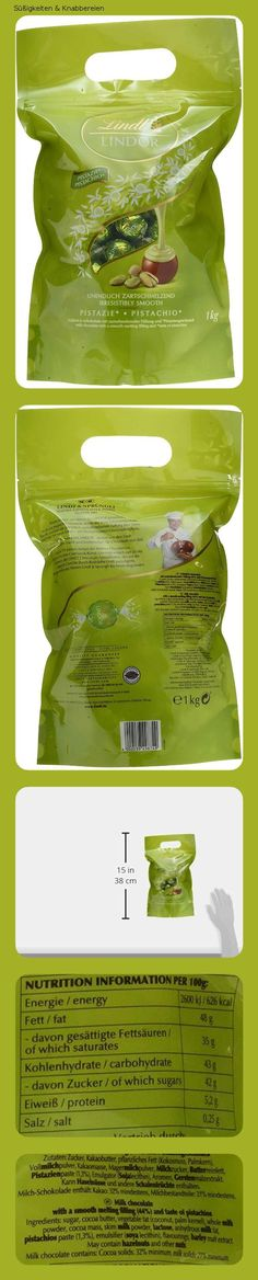 Lindt, Sachets, Packaging, Products