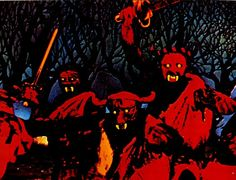 :: Orcs - Ralph Bakshi - Lord of the Rings ::