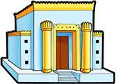 free clip art solomon s temple Bible Story Crafts, Bible Crafts For Kids, Preschool Bible, Bible Lessons For Kids, Bible Activities, Bible Stories, Jerusalem Bible, Temple In Jerusalem, Free Christian Clip Art