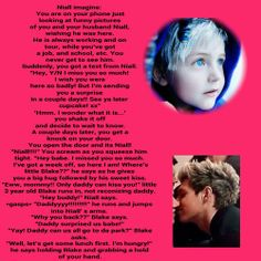 Niall Imagine :D I made this one One Direction Images, One Direction Louis, One Direction Humor, Direction Quotes, Niall Horan Imagines, Harry Styles Imagines, Imagines Crush, Naill Horan, Imagination Quotes