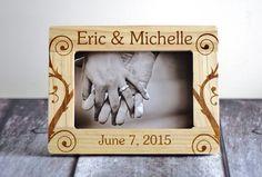 Hey, I found this really awesome Etsy listing at https://www.etsy.com/listing/245695390/wedding-frame-custom-wedding-frame