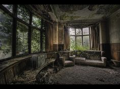 Potter Manor House by shexbeer, via Flickr