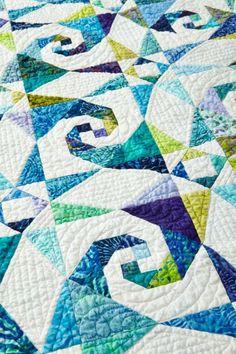 Sea Swept - Cotton Patch Quilt Shop | AllPeopleQuilt.com