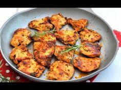 Tavada Izgara Tavuk  NASIL YAPILIR? - Grilled Chicken - how to grill chi...