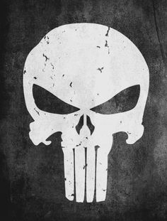 The PUNISHER! Art Print