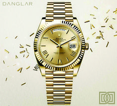f6001d14905 Rolex Day-Date II Presidente com a pulseira Oyster  Combinação perfeita  entre requinte
