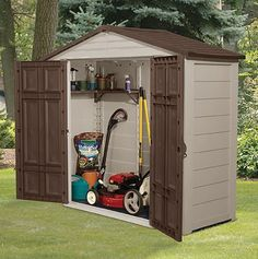 Charming Outdoor Storage Sheds Results 1 48 Of 261 Buy Sheds At Wayfair X 12 Ft Save  BIG On Our Selection Of Sheds And Storage Buildings 17 Cubic Foot 25 X 30 X  72 ...