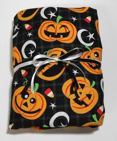 Halloween Crib Bedding Fitted fits Crib or Toddler by KidsSheets, $21.99