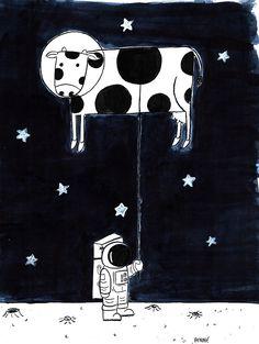 """""""30 dibujos, 30 días"""" en el cual, Jorge Penné desarrollará una ilustración diaria y se le dará seguimiento a través de este artículo."""