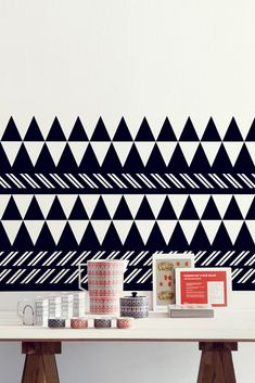DIY: WALL BORDERS