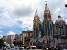 Iglesia de Nuestra Señora de Coromoto Caracas Venezuela.
