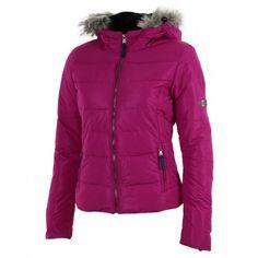 Obermeyer Bombshell Insulated Ski Jacket (Women's) - Wild Berry