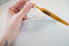 Matrials & Tools mm crochet hook (US E hook) (or a size that fits your yarn) Needle Stuffing Scissors Abbreviations st = stitch sc = single crochet ch = chain sl st = slip stitch inc = increase dec = decrease Crochet Mask, Crochet Amigurumi Free Patterns, Crochet Teddy, Crochet Bunny, Crochet Toys, Crochet Turtle, Crochet Mermaid, Single Crochet, Knitting Projects