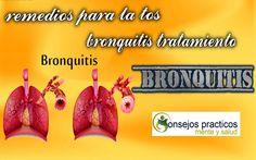 remedios para la tos = bronquitis tratamiento
