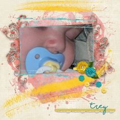 Digital Scrapbooking Kit:  Over the Fence Design - Bohemian Style
