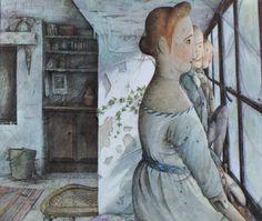 """Angela Barrett """"The Hidden House"""""""