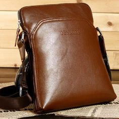 02466ce45 stacy bag hot sale brand high quality men leather handbag tan male fashion  cross-body