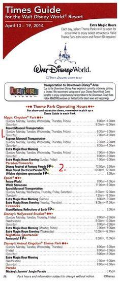 Orlando Vacation Budget Template Best Orlando Vacation Planning