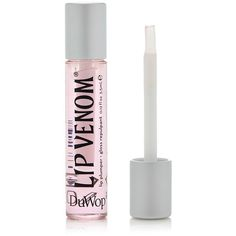Lip Venom, a plumping lip gloss by DuWop™ featuring essential oils to enhance your natural lip color and promote circulation. Crayon Lipstick, Plumping Lip Gloss, Healthy Oils, Natural Lips, Shop Forever, Forever 21, Lip Colors, Skin Care Tips