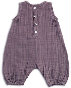 Numero 74 Baby Combi One Piece Dusty Lilac - Cotton Muslin Short Rompers Baby Boy Dress, Romper Pattern, Baby Sewing, Cotton Muslin, Muslin Dress, Kids Outfits, Kids Fashion, Rompers, Clothes
