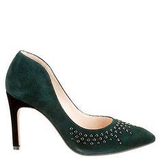 d121dd0f324f0 Clarks Zapato Verde Azizi Verdi