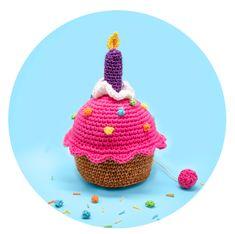 Cupcake Roze