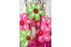 Flower balloons
