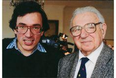 Matej Minac with Nicholas