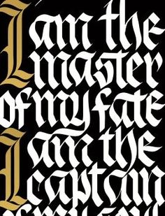 16 Best ~BLACKLETTER~ images in 2015 | Typography letters